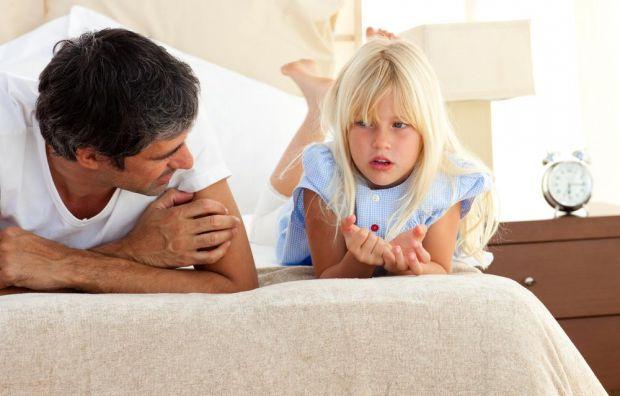 Ви бачите, що ваша дитина часто засмучена, вважає, що у неї ніколи нічого не вийде, критикує себе і свої вчинки - значить у неї не все впорядку зі сам