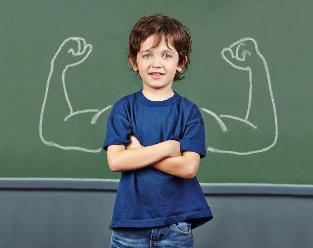 Психологи переконані, що ще до п'яти років у дитини формується самооцінка.