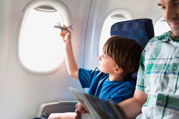 Правила польотів для батьків з малюками