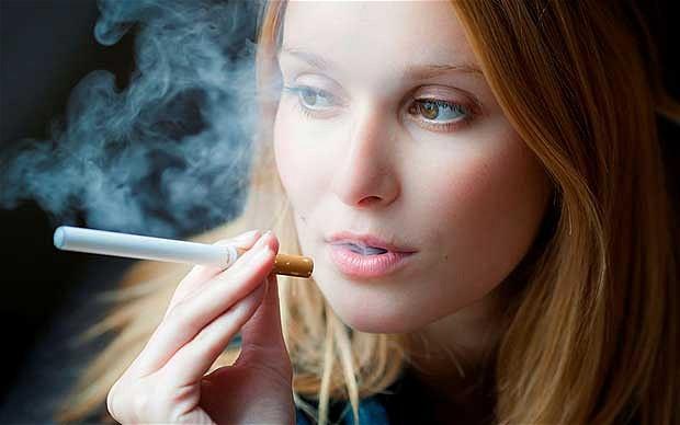 Прекрасний стимул кинути палитиВідмовившись від сигарет, жінки худнуть і молодіють на 13 років лише за 9 місяців.