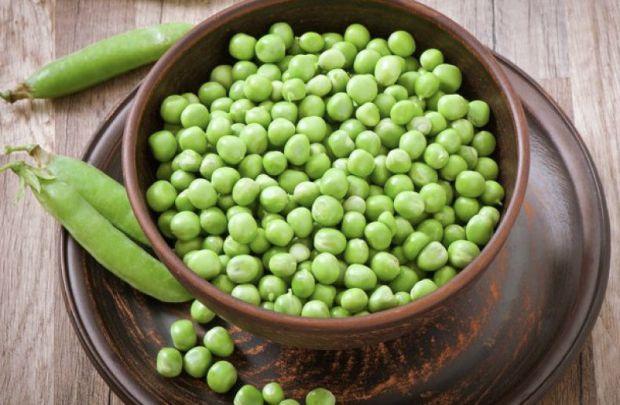 Зелений горошок корисний як для вагітних, так і для тих, хто худне.