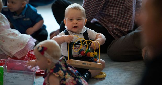 Практично всі королівські сім'ї дотримуються думки, що заняття спортом приносить дітям набагато більше користі, ніж захоплення гаджетами.
