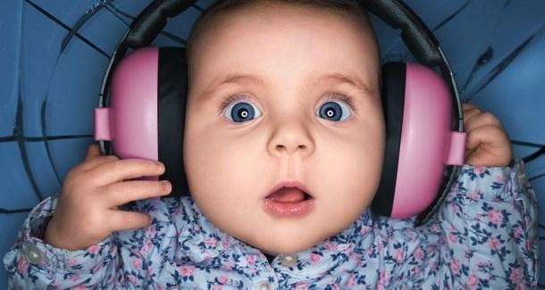 Доведено, що музика допомагає худеньким малюкам набрати вагу.