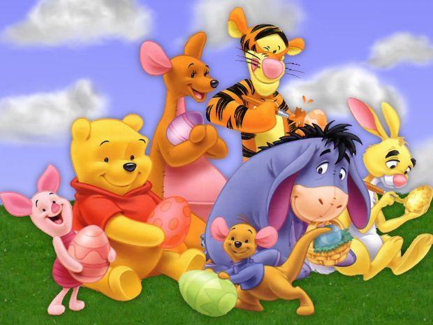 Вінні Пух та його друзі вже чекають на те, щоби малюки долучилися і разом відчули смак захоплюючих пригод!
