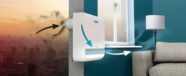 Чисте, свіже повітря - одна з умов комфортного життя та хорошого здоров'я, але наші квартири не завжди відрізняються відмінним мікрокліматом. Суттєвою