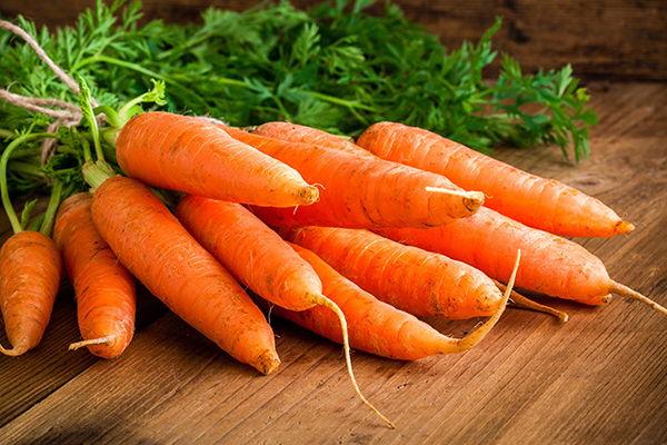 Морква - це надзвичайно корисний продукт, який наповнений великою кількістю пожиточних властивостей.