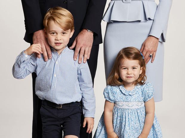 Наступного року принц Джордж може піти у школу-інтернат