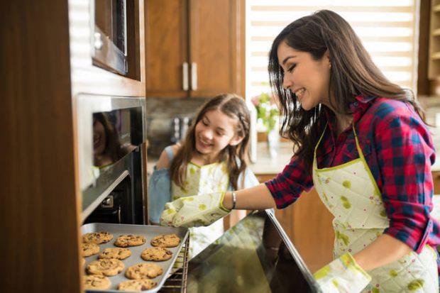 Для тих, хто піклується про фігуру, але жити не може без домашньої випічки.