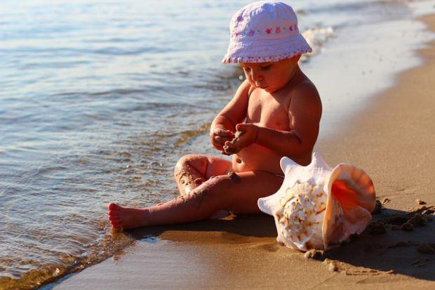 З дитиною якого віку можна їхати у відпустку
