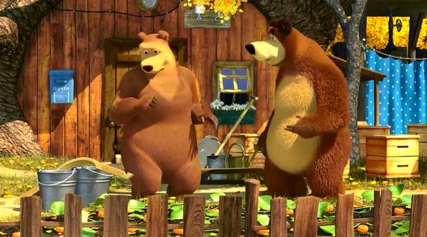 поэтому маша и медведь эро игрк теперь рассмотрим