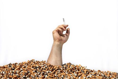 Куріння шкодить вашому здоров'ю і здоров'ю тих, хто перебуває поряд з вами.