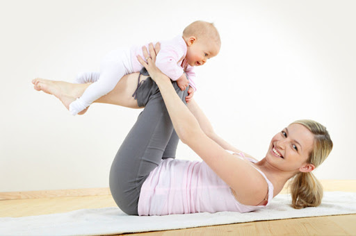 Розходження м'язів - неприємна річ. Повідомляє сайт Наша мама.