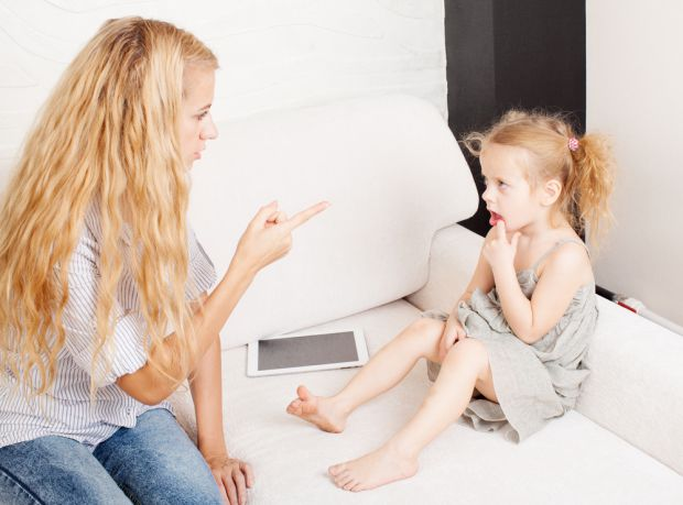 Чому не можна сварити дитину за найменші промахи - читайте далі.