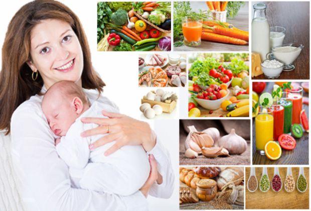 Годуюча мама, яка споживає продукти, має розуміти, що це все буде надходити не тільки у шлунок, але й відобразиться в грудному молоці.Стримайте себе в