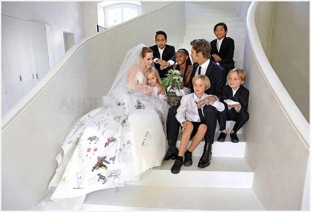 Зіркова матуся Анджеліна Джолі поділилася секретами виховання дітей.