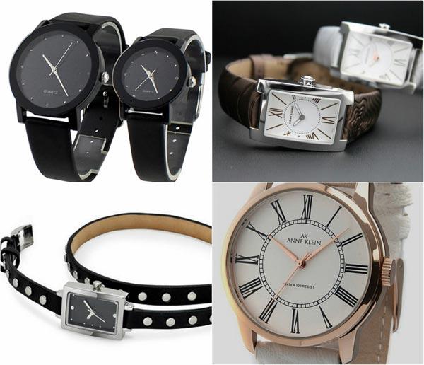 Годинник - це звучить модно. Якщо ви перевіряєте час по телефону, то пора відмовитися від цієї поганої звички і придбати стильний аксесуар.