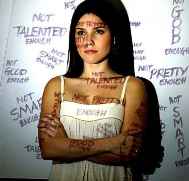 Академіки з Університеті Саймона Фрейзера дізналися, що занижена самооцінка може привести до проблем в сексі.