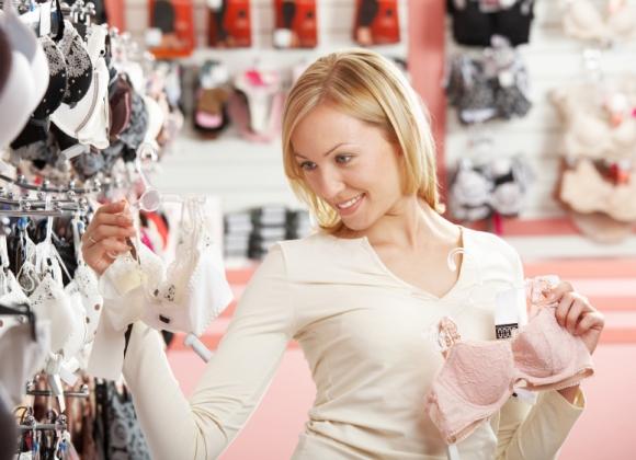 Как выбрать женское нижнее бельё