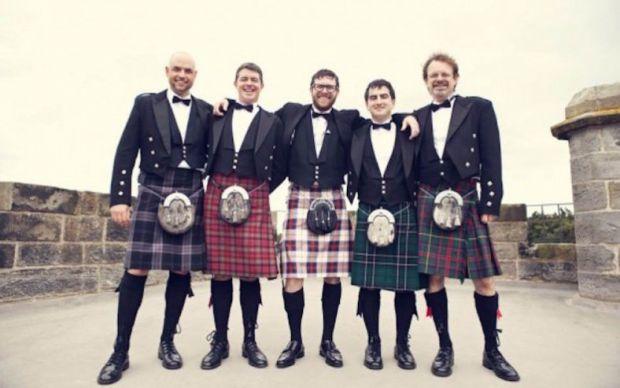 Кілт - предмет національного шотландського чоловічого одягу у вигляді спідниці, традиційний одяг шотландських горян.