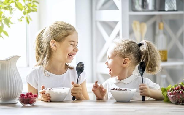 Чим може снідати малюк?