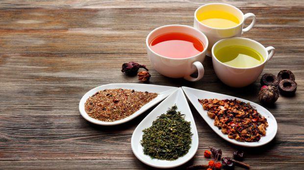 3 чаї, які позитивно впливають на жіночий організм.