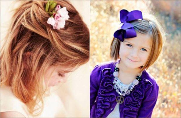 Хочеться, щоб 1 вересня дочка була справжньою красунею. Пропонуємо вам ідеї ошатних зачісок для дівчаток. Їх фішка в тому, що вони виглядають красиво,
