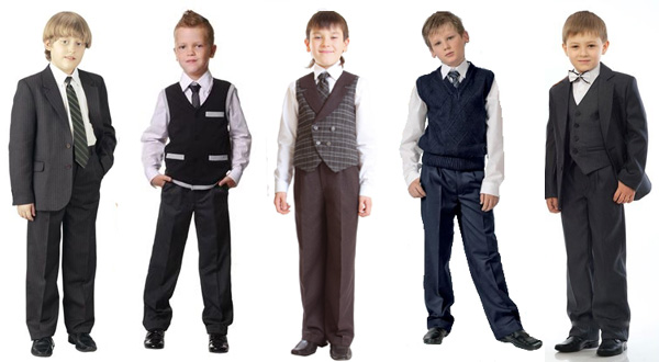 Кто бы мог подумать, что школьная форма для мальчиков меняется в соответствии с модными трендами, за которыми можно и нужно следить. Выбирая одежду дл