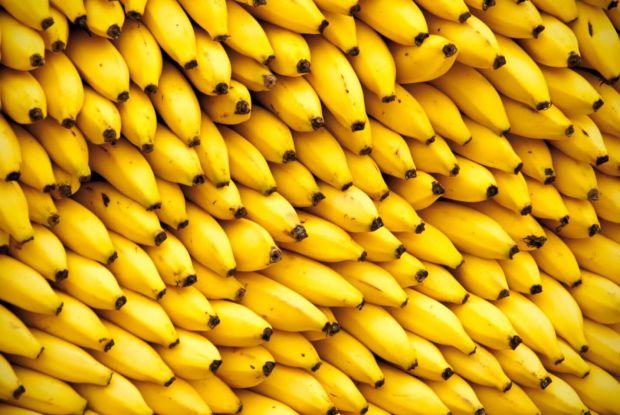 Банани багаті вітамінами (В1, В2, В3, В9, А, РР, С, Е). Також до складу бананів входять макро- і мікроелементи (кальцій, калій, натрій, магній, фосфор