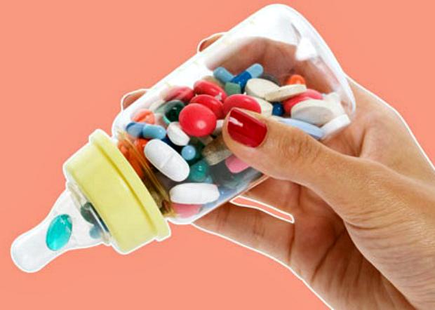 Антибіотик - чудовий варіант при захворюваннях малюка, адже так батьки можуть бути певні - їх малюк швидко одужає. Та чи справді антибіотики - панацея