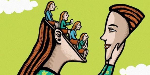 Серед нас живе досить багато людей, у яких в тій чи іншій мірі проявляються симптоми шизофренії.