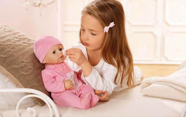 Яку користь дитина отримає від ляльок - читайте далі.