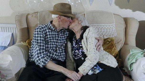 Подружжя Томас і Айрін Говард, які в шлюбі живуть 70 років, поділилися секретом міцних стосунків.