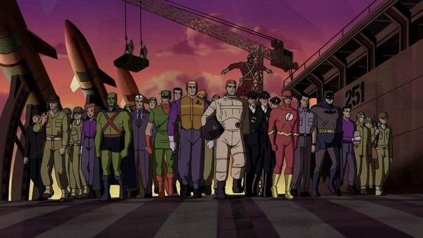 Відважні супергерої повинні захистити планету не тільки від людського зла, але і від вселенського. На Землю насуваються тисячі злих прибульців. Суперм