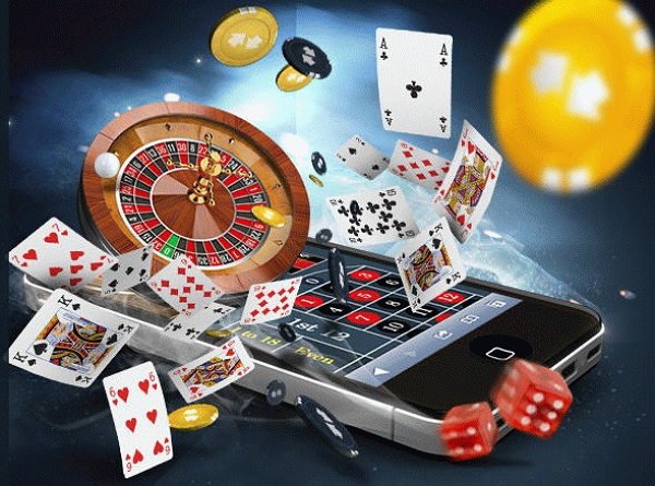 Онлайн-казино, оно есть, как виртуальное казино, является онлайновыми версиями игровых аппаратов, рулетки, покера и т.п. с традиционными (