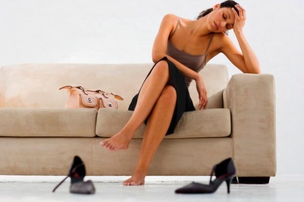 5 причин, чому ноги стають