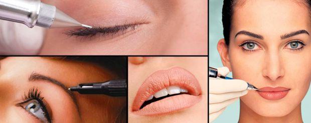 Татуаж (перманентний макіяж) - це косметичне застосування татуювання для створення ефекту макіяжу на очах, а також для довгострокового покращення коль