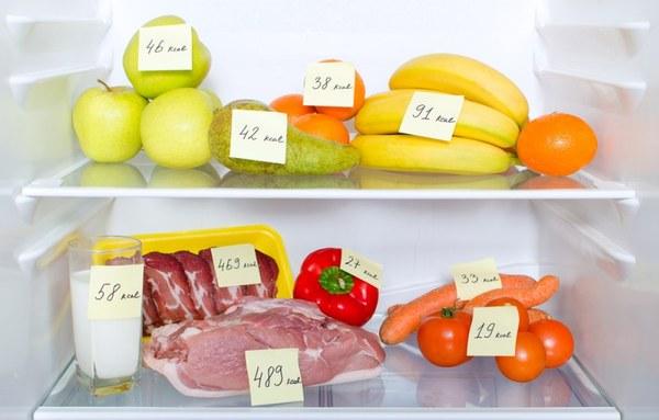 Щоб скласти дієту на 1200 калорій в день і детально розписати меню на тиждень з простих продуктів, потрібно знати енергетичну цінність продуктів.