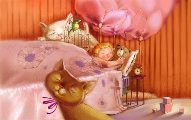 Пам'ятаєте, як вам у дитинстві мама чи бабуся розповідала казки на ніч? Це один з дуже приємних спогадів про дитинство. І не можна упустити шанс подар