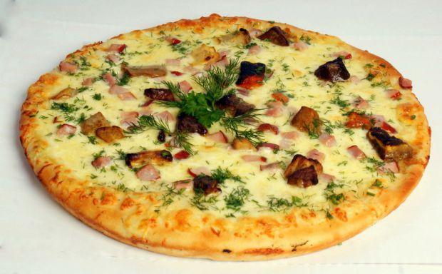смачна італійська піца