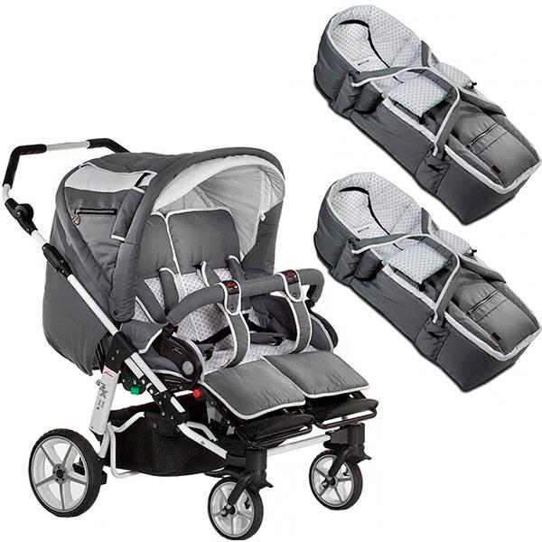 Если вы ожидаете двойню или близнецов, то стоит внимательно подумать о выборе коляски. Покупка коляски для двух детей не является простым делом. Необх