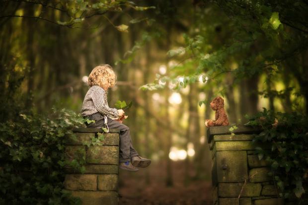 Магія дитинства в емоційних сюжетах. Повідомляє сайт Наша мама.