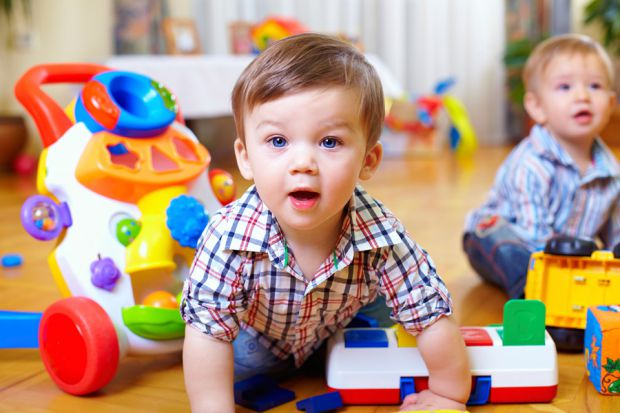 Коли малюк іде в садок, перш за все, він має вміти сказати, що йому потрібно в туалет, або хоча б, що він уже