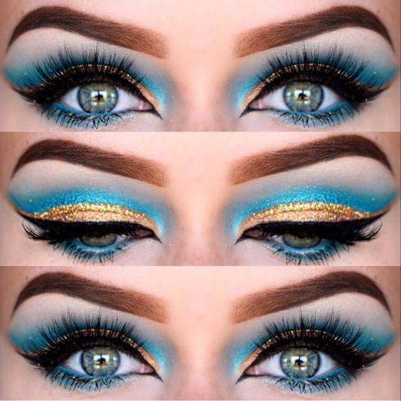 Як виділити очі з допомогою косметики, щоб стали виразнішими - читайте далі.