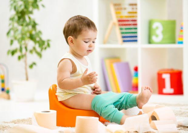 Складнощі з висадкою малюка?