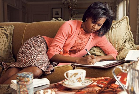Мішель Обама стала найстильнішою жінкою Америки.Журнал Harper's Bazaar назвав імена законодавців моди.