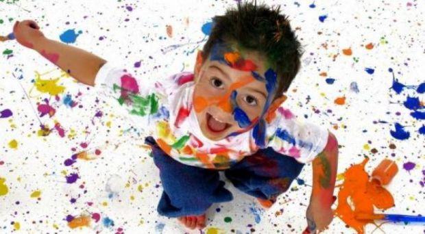 Колір малюнка дитини розповість про його відчуття.