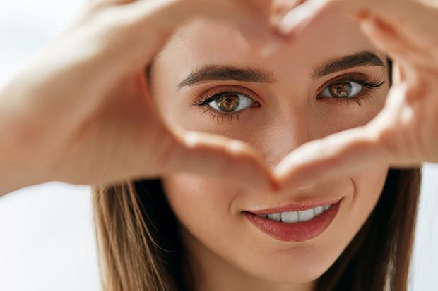 Очі - дзеркало душі і вашого організму