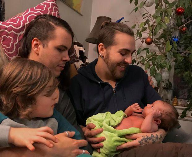 У США трансгендер народив дитину