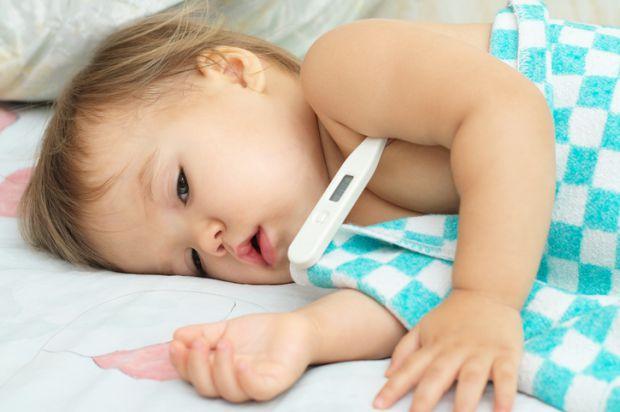 Що робити, якщо малюк захворів?