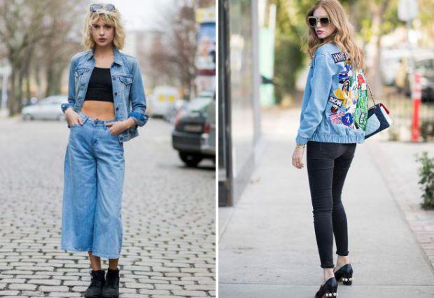 Які стильні цього року джинсові речі - читайте далі.